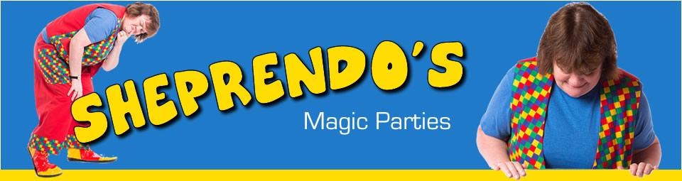Sheprendo's Magic Parties